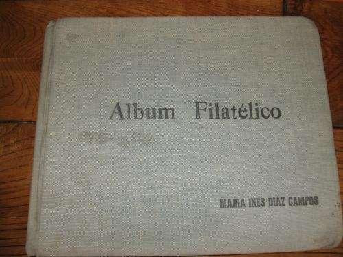 A la venta increible increible album filatelico