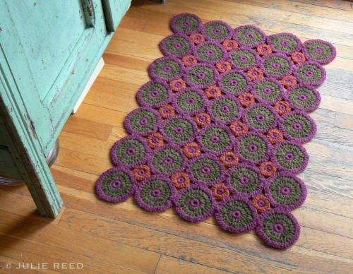 Tejidos artesanales crochet dos agujas y telar