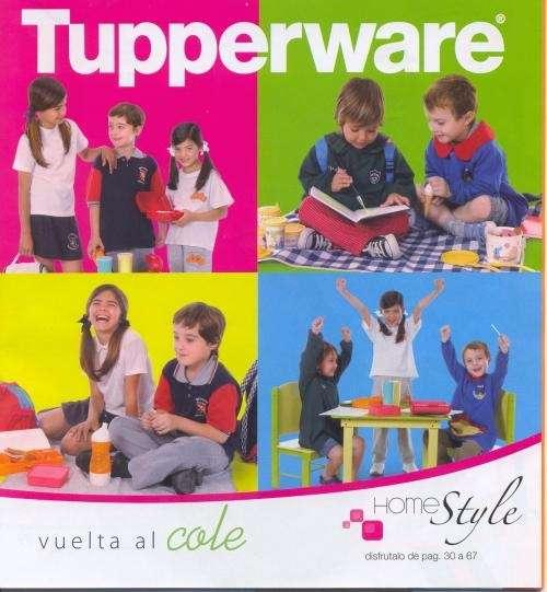 Venta de tupperware