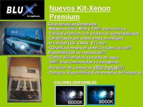 Liquido kits xenon balastro ultra slim $ 429