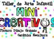 TALLER DE PLASTICA PARA NIÑOS - MINI CREATIVOS - QUILMES