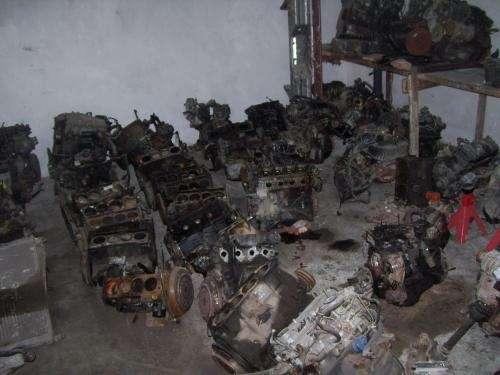 Vendo motores enchavetados o completos con 04 ´