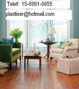 """""""plastiser"""" pulidos y plastificado pisos mosaico"""
