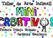 Taller de Arte para Chicos - Mini Creativos - Quilmes