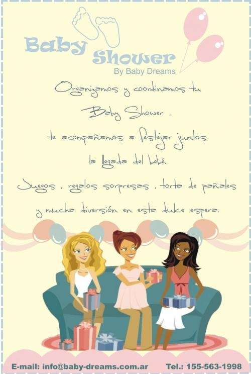 Baby shower by baby dreams