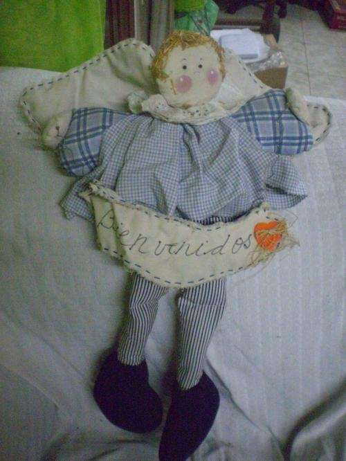 Vendo moldes de muñecos country