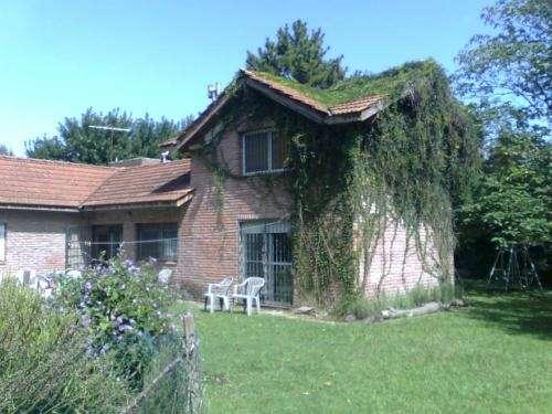 Vendo casa quinta en loma verde escobar zona norte