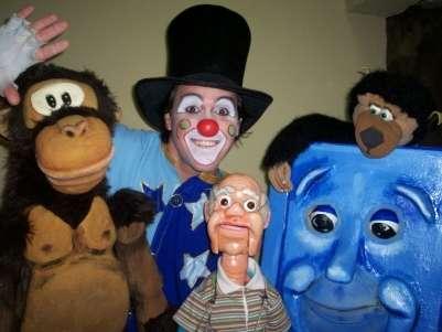 Animacion infantil para cumpleaños, chuchua eventos
