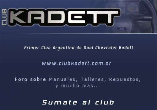 Club kadett argentina