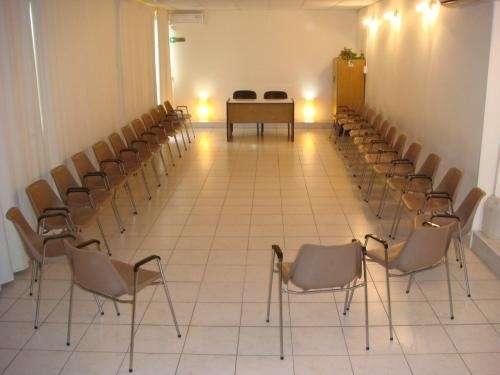 Salas en el centro para usos múltiples