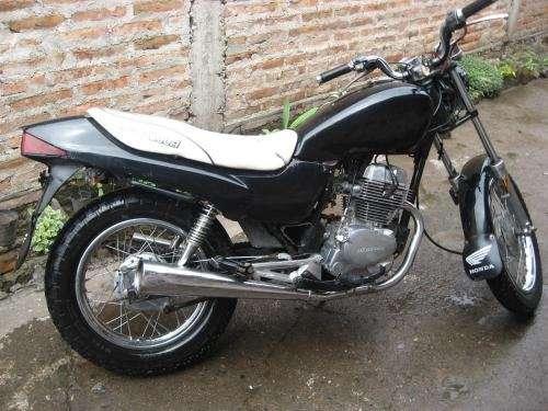 Vendo moto nighthawk 250 c.c