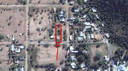 Titular vende terreno con edificacion villa de la quebrada