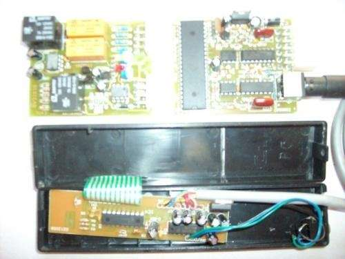 Armado de placas electrónicas para empresas.