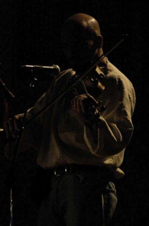 Clases particulares de violin - musica popular