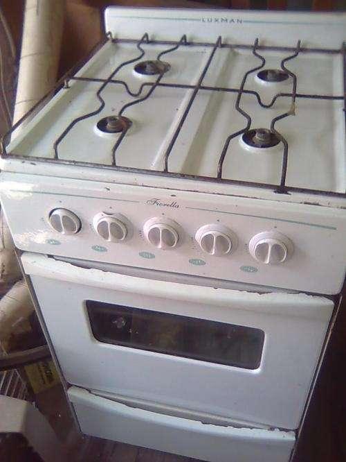 Cocina usada en buen estado funcionando