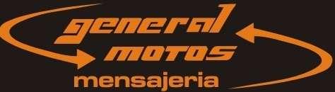 """Mensajeria """"general motos"""" villa devoto"""