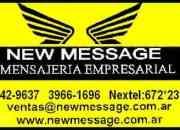 Mensajeria Empresarial.