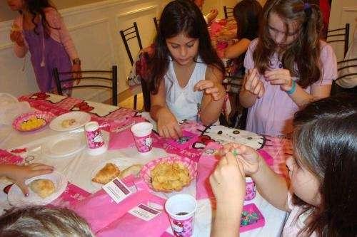 Fotos de Spa de nenas- fiestas solo nenas 4