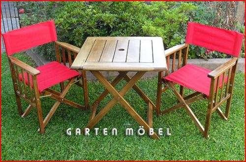 Fabrica de muebles plegables y fijos en madera