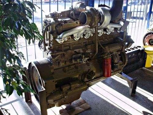 Motor cummins nt855 bc iv
