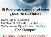 Cambiar el color de tus ojos...por siempre!!!