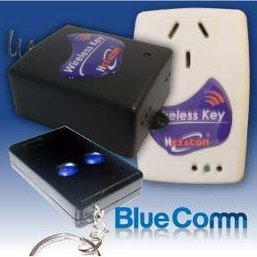 Interruptor inalámbrico, control remoto / rf