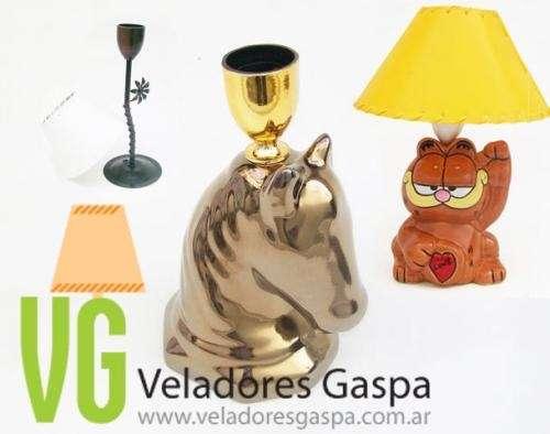 Veladores gaspa - fabrica de veladores de ceramica