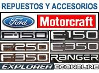 Ford salto grande warnes, repuestos ford
