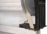 Reparación de cortinas de plastico