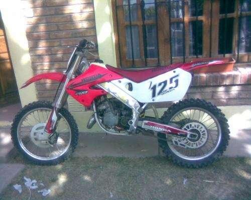 Honda cr 125 modelo 98