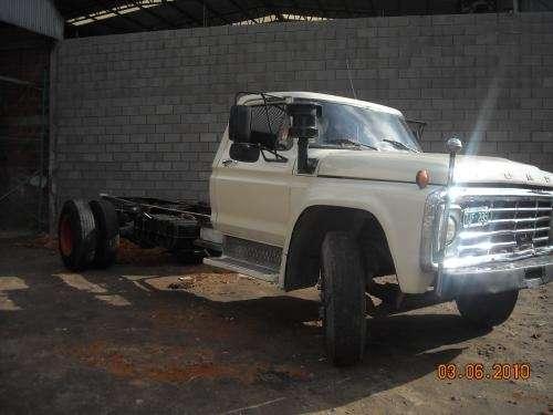 Vendo camión f-7000, buen estado!!