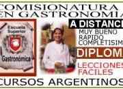 CURSO PARA COMIDAS/CATERING/(DELIVERY