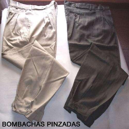 Bombachas de campo textil myf