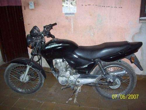 Vendo moto honda cg titan 125cc