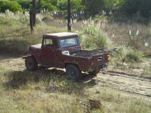 Jeep ika 1974 4x4