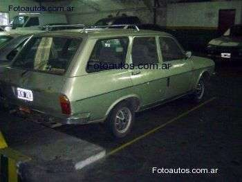 Renault 12 break tl c/gnc oferta