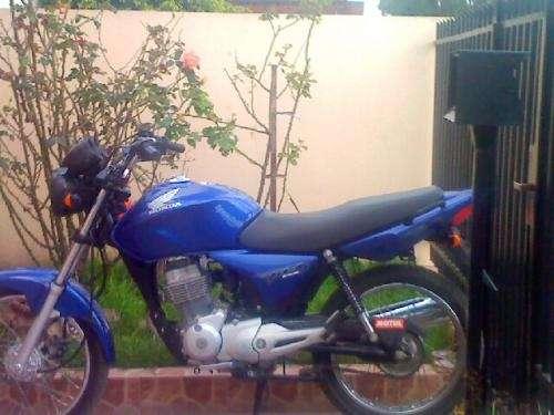 Honda cg titan esd 150cc