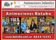 Animaciones Infantiles Belgrano | Te:4644-5432