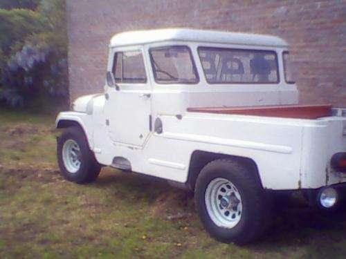 Vendo jeep ika