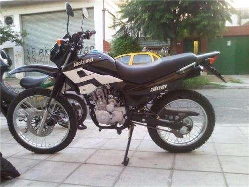 Vendo motomel skua 150cc