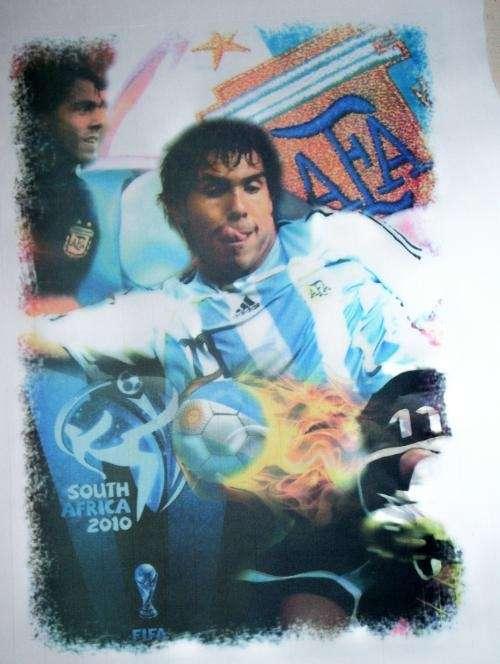 Camisetas de argentina -diseños originales!!!