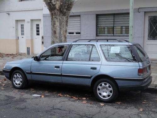 Peugeot 405 gr rural - 1994 full papeles al día - excelente estado