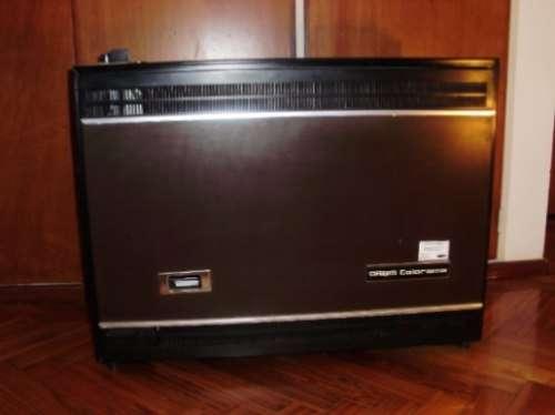 Calefactor orbiz