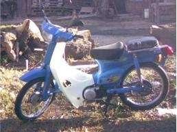 Vendo moto guerrero g 50 motor okm, idem econo