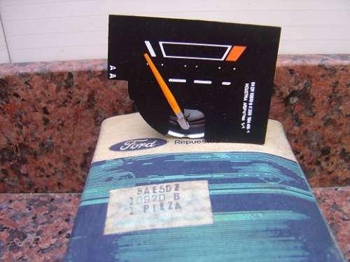 Reloj de temperatura ford falcon 188 -221 86/ con a/a nuevo