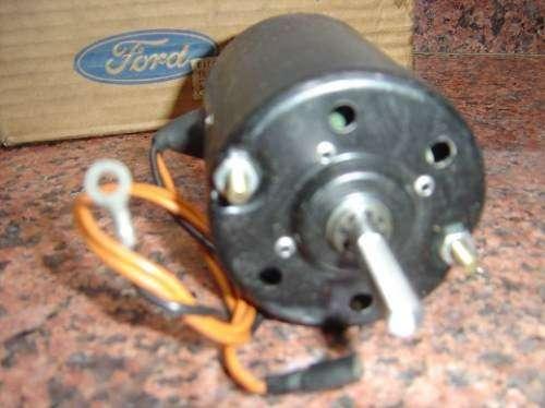 Motor calefactor ford fairlane todos 69/82 nuevo original
