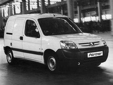Vendo auto plan de ahorro peugeot partner furgon