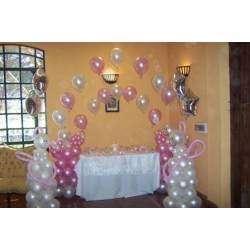Curso practico decoracion con globos