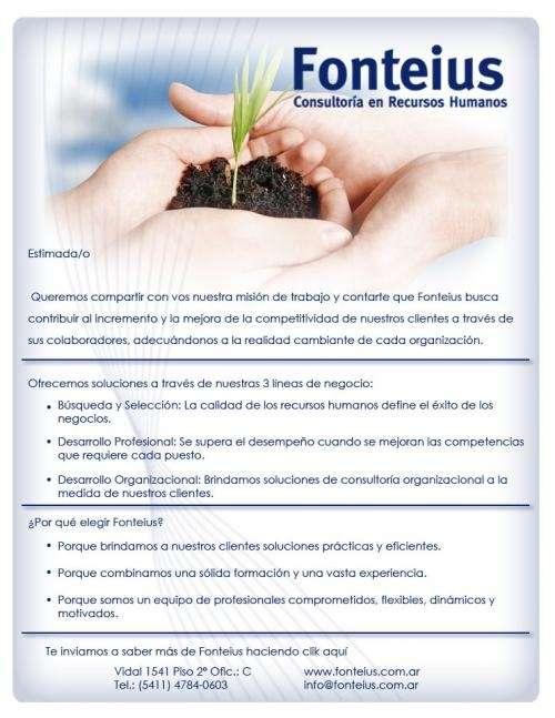 Fonteius - consultoría en recursos humanos
