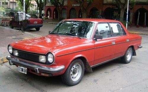 Vendo auto torino gamma año 1982